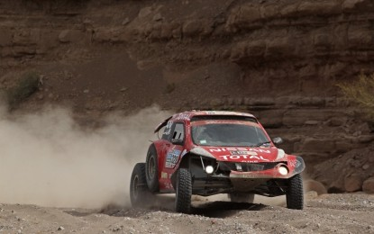 DAKAR SS4 – Welcome to Chile…and into the Atacama !