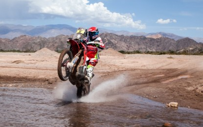 2015 Dakar Rally Stage 4 – Bike Category