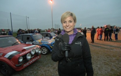 Rentokil Initial Killarney Historic Rally to feature on Irish TV