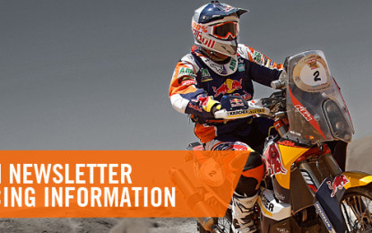 KTM HEADS TO DAKAR RALLY 2015 LOOKING FOR A 14TH VICTORY