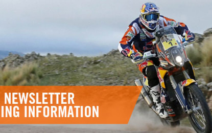 5th Dakar win for Coma – 14th for KTM