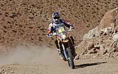 Red Bull KTM's Marc Coma in control after SS10