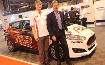 Drive DMACK Fiesta Trophy grows with new Car & 6 Rounds
