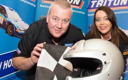 2015 Triton Showers National Rally Championship