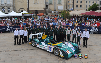 Murphy Prototypes ready to take on Le Mans in 2015