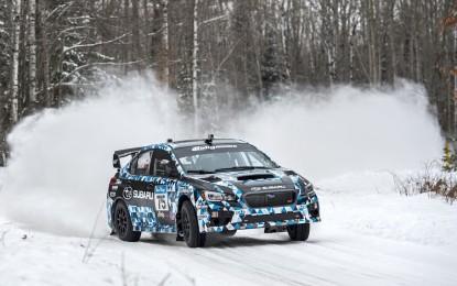 DMACK Partners Subaru To American Victory