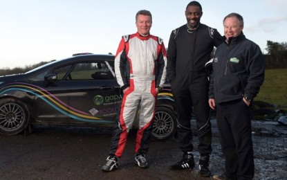 Mandela star gears up for Circuit of Ireland Rally