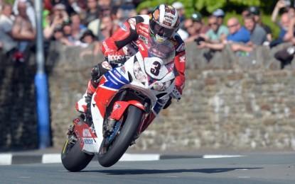 Road-racing legends line-up at Carole Nash Irish Motorbike & Scooter Show