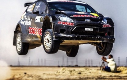 FIA Middle East Rally Championship, round 2 KUWAIT