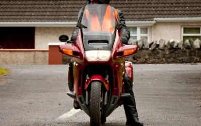 Road Safety Authority joins forces with Motorcycle Show to help cut roads deaths