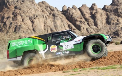 HA'IL INTERNATIONAL CROSS-COUNTRY RALLY – 19/22 March