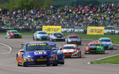 BTCC hailed as one of the world's very best racing series