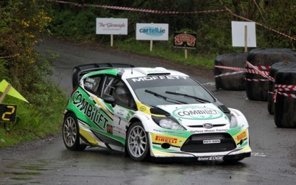 Cartell.ie Killarney Rally of the Lakes 1/3 May 2015