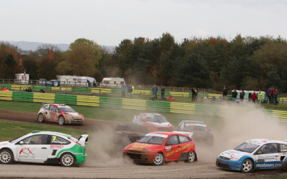 Rejuvenated British Rallycross revs up for sensational season