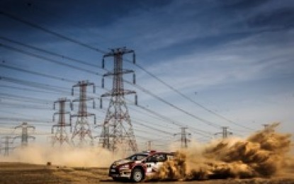QATAR'S NASSER AL-ATTIYAH seals 2015 KUWAIT INTERNATIONAL RALLY