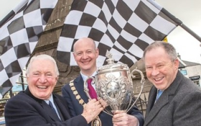 Rally Stars back Circuit's Ards Special Stage