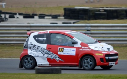 Daniel's Day at McGrady Insurance ANICC Junior 1000 Rally Challenge Ireland