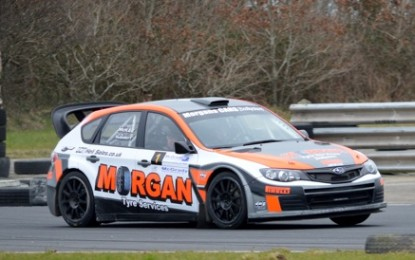 Derek Dominant at Bishopscourt! Rd2 NI Rally Series