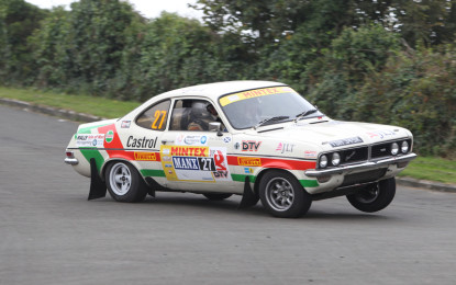 DONNELLY GROUP TO HOST RALLY LEGEND JIMMY MCRAE