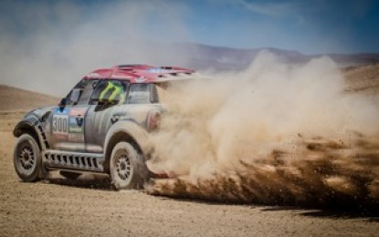 Twice Dakar winner Roma set for Sealine Challenge