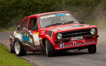 2015 Plasticbags.ie Southern 4 rally Championship begins
