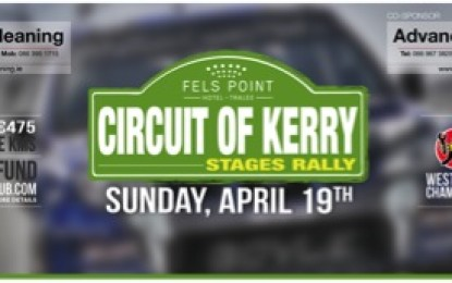 2015 Circuit of Kerry Rally – 19.04.2015