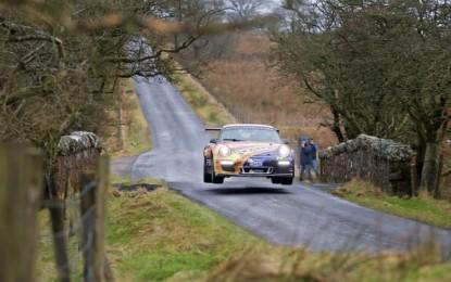 Circuit of Ireland Rally welcomes return of Porsche 911