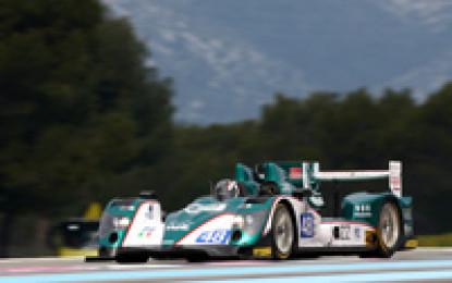 Murphy Prototypes set fastest lap in ELMS pre-season test