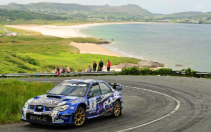 2015 Joule Donegal International Rally gets ready!