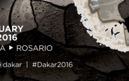 Team HRC all set for Dakar 2016 in Peru, Bolivia & Argentina