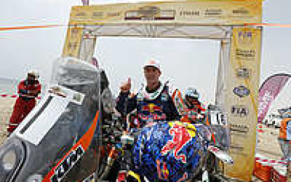 Coma wins 3rd Sealine Rally in Qatar