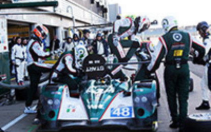 Strong start ends in frustrating finish for Murphy Prototypes
