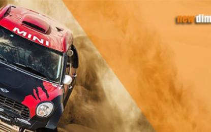 MINI ALL4 Racing: Four events – three wins