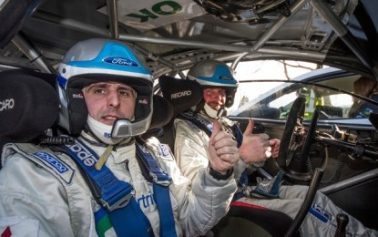 National Rally Championship Decided