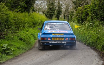 Seven Oaks Hotel Carlow Stages Rally & Mayo Autocross results