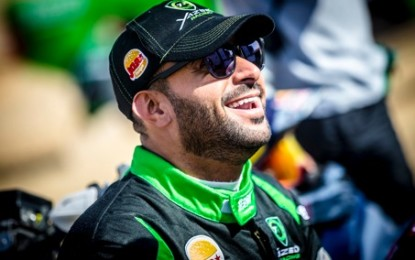 Pharaons Rally, Egypt – FIA World Cup for Cross-Country Rallies, Rd4