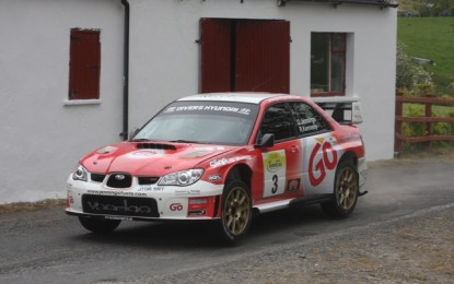 Second Donegal International Win for Jennings