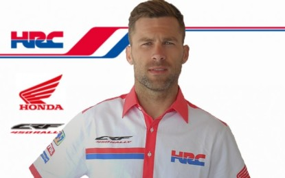 Michael Metge joins forces with Team HRC for Dakar 2016