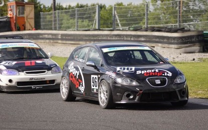 Plenty of Pace but no ITCC luck for Sportchip.ie