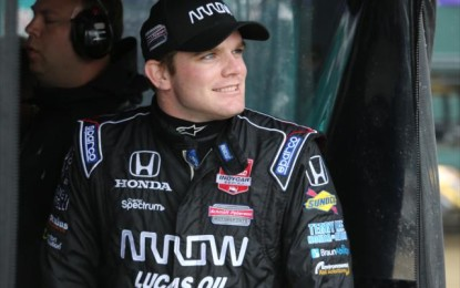 CONOR DALY BACK ON THE BENCH – WHAT'S NEXT?