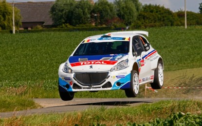 Craig Breen's sights set on Victory in Ypres