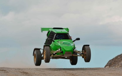 Mayo Autocross – Joule buggy unearthed in the Quarry