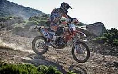 Sardegna Rally Race, RD4 FIM World Cross Countries Rally Championship