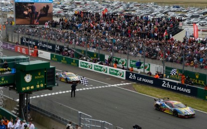 Mixed Fortunes for Irish at LeMans
