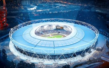 London to host 2015 Race of Champions