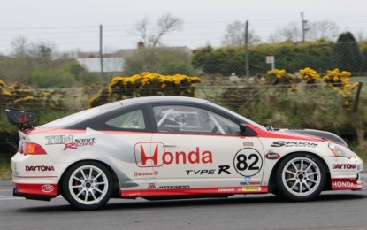 'Blue Oval' Ford Power at Kirkistown
