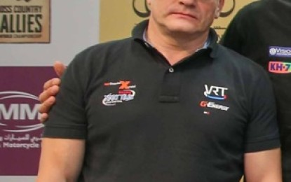 FIA World Cup Champion, Vladimir Vasilyev, joins Overdrive Racing at Italian Baja,