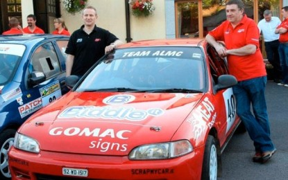 ALMC Stages Rally-4/5th July-Rally Launch