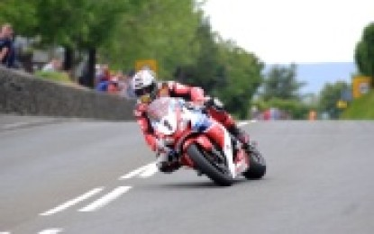 McGuinness takes superb Senior TT victory & outright lap record