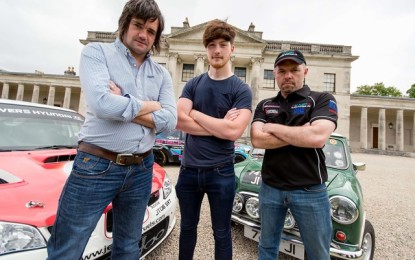 Ulster Rally on 2016 Draft British Rally Championship Calendar…